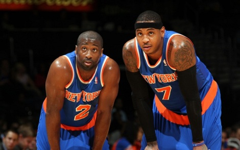 New York Knicks v Washington Wizards