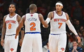 Knicks acerta a defesa e abre 2 a 0 contra o Celtics; Heat também chega à segunda vitória e Warriors empata série contraNuggets