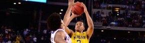 NCAA: Trey Burke decide e Michigan passa por Kansas naprorrogação