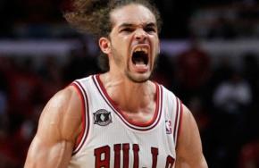 """""""Eu odeio o Heat"""", afirma JoakimNoah"""