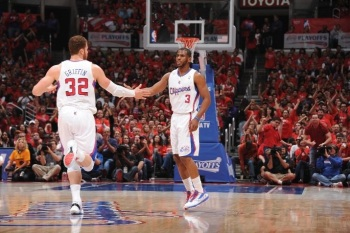 Blake Griffin Chris Paul