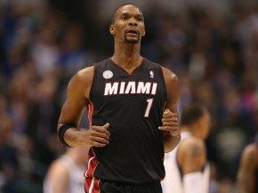 Mesmo sem LeBron, Chris Bosh acredita no potencial do MiamiHeat
