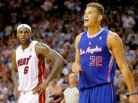 LeBron James e Blake Griffin