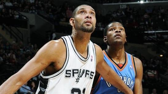 Duncan x Durant