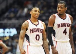 Jeff Teague Paul Millsap
