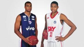 Bruno Caboclo e Lucas Mariano mantêm nomes na lista de inscritos dodraft