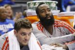 James Harden e Chandler Parsons